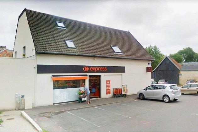 Calvados : il braque une supérette avec un marteau pour 800€