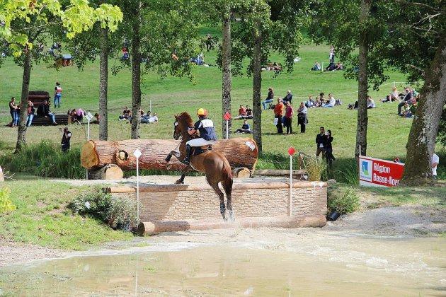 Les championnats d'Europe d'équitation 2021 au Haras du Pin