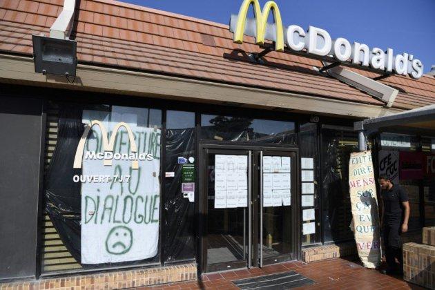 """Marseille: le """"McDo"""" de Saint-Barthélémy est toujours vivant"""