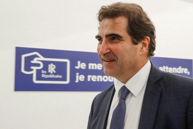 Christian Jacob annonce sa candidature à la présidence des Républicains au Figaro