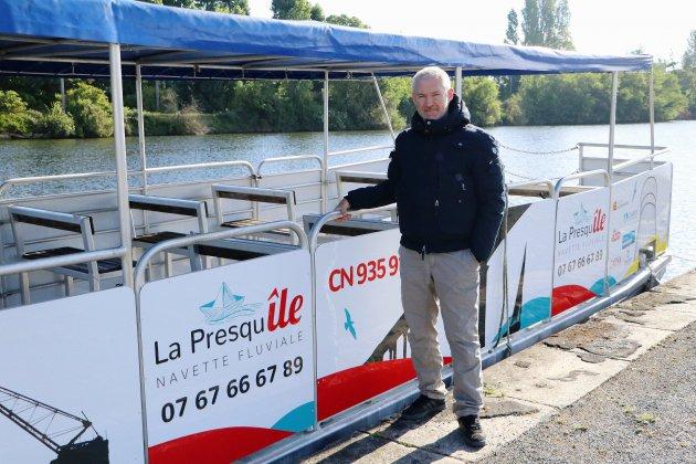 Balades sur le canal de Caen