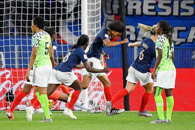 """Mondial-2019: """"D-Day"""" à la sauce brésilienne pour les Bleues"""