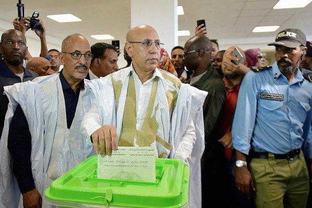 Présidentielle en Mauritanie: le candidat du pouvoir revendique la victoire