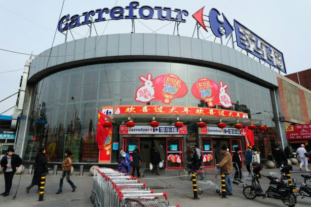 Carrefour cède le contrôle de ses activités en Chine pour 620millions d'euros