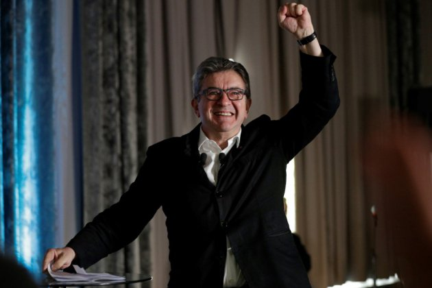 Mélenchon réaffirme son autorité sur La France insoumise