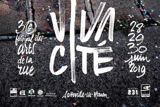 Le festival Vivacité est de retour à Sotteville-lès-Rouen pour sa 30 ème édition