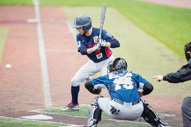 Baseball: les Huskies de Rouen commencent bien la deuxième phase