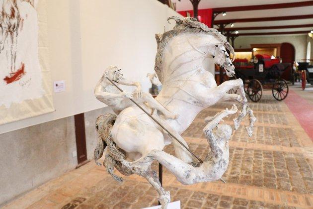 Quand les chevaux de Léonard de Vinci inspirent des artistes