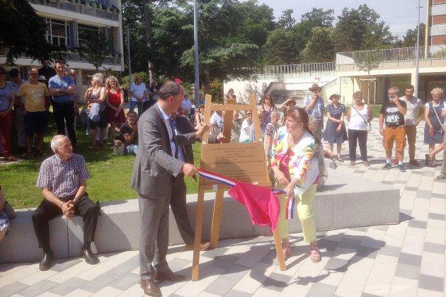 La nouvelle place de l'hôtel de ville de Sotteville-lès-Rouen dévoilée