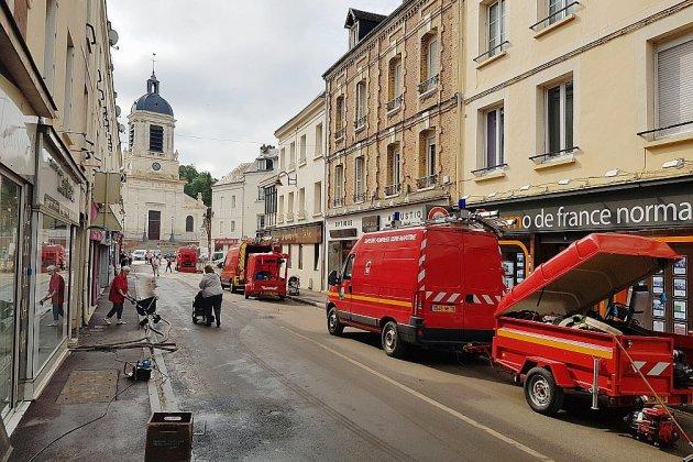 Inondation et coulée de boue: un violent orage a frappé la Normandie