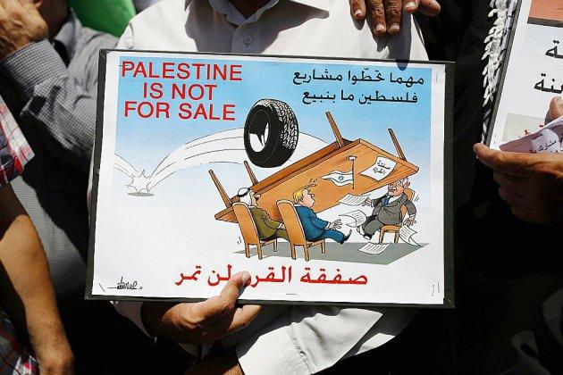 A Bahreïn, une conférence économique sur le conflit au Proche-Orient boycottée par les Palestiniens