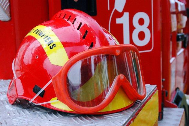 Les pompiers en grève dans toute la Normandie