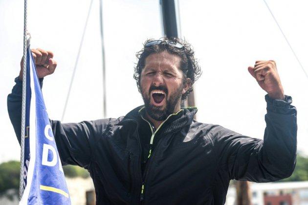 Solitaire du Figaro: Péron vainqueur d'étape, Richomme vainqueur de la 50e édition