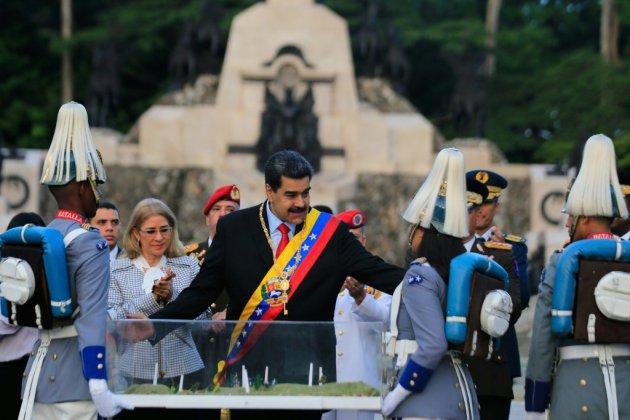 """Caracas dit avoir déjoué une tentative de """"coup d'Etat"""" militaire"""