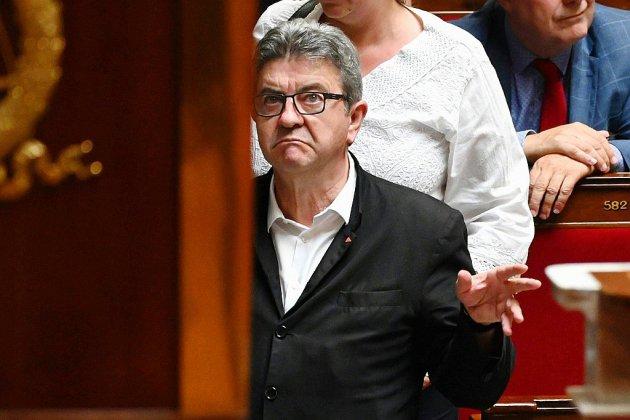 Perquisitions à LFI: Mélenchon sera jugé en correctionnelle