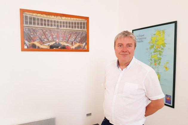 Le Havre: Jean-Paul Lecoq annonce sa candidature