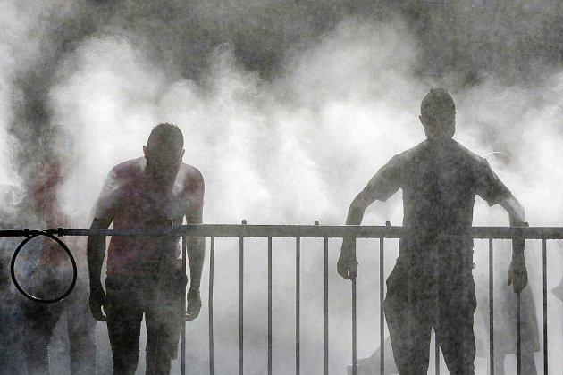 Canicule: la France suffoque encore, après le record de température