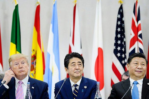 """Un sommet dans le sommet: Trump prêt à un accord """"historique"""" avec Xi au G20"""
