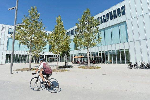 """Caen-la-mer, lauréate de l'appel à projet """"Vélo et territoires"""""""