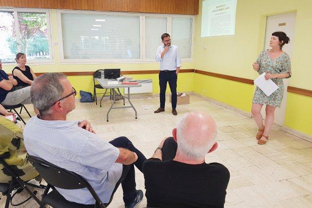 """Municipales à Caen: """"LREM a des choses à dire… avec les autres"""""""