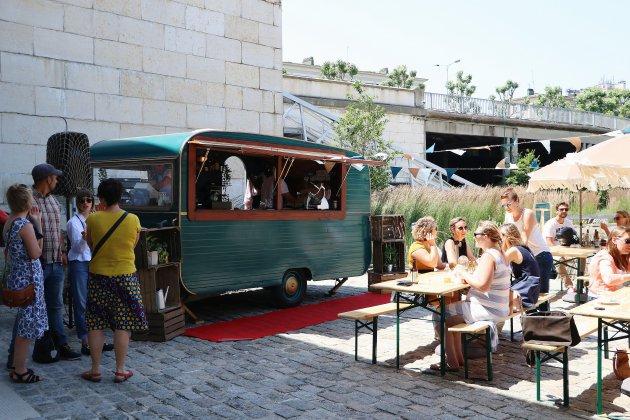 Bonne table à Rouen: la Cabane à Mijo, sous le pont Jeanne-d'Arc