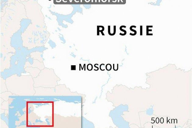 Russie : 14 marins tués dans l'incendie d'un sous-marin