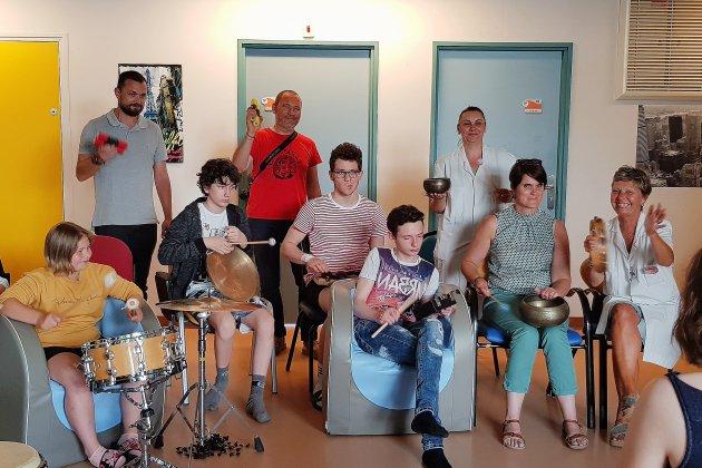 Le festival Beauregard s'invite au CHU de Caen