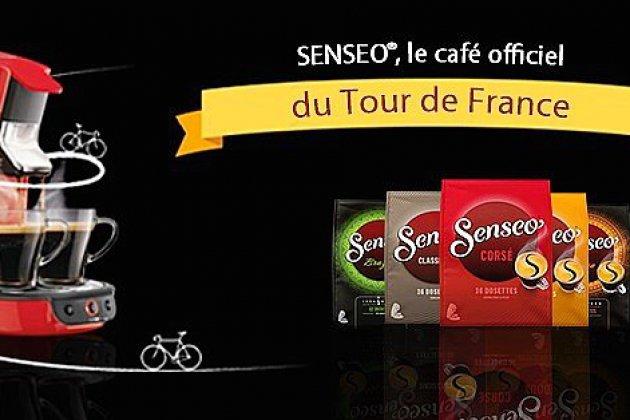 Chaque jour, remportez une machine à café Senseo grâce à Tendance Ouest!