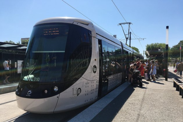Nouvelle ligne de tram, autocars… le transport havrais s'élargit