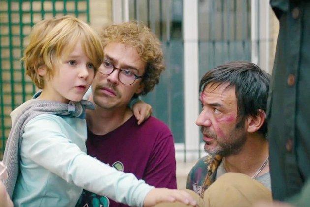 Caen: Gustave, 7 ans, donne la réplique à Gérard Jugnot au cinéma