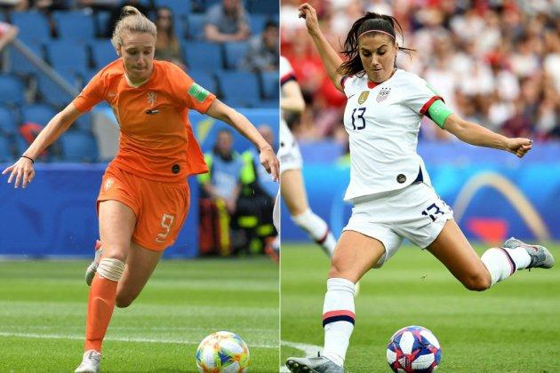 Mondial-2019: un titre qui tend les bras aux Américaines ?