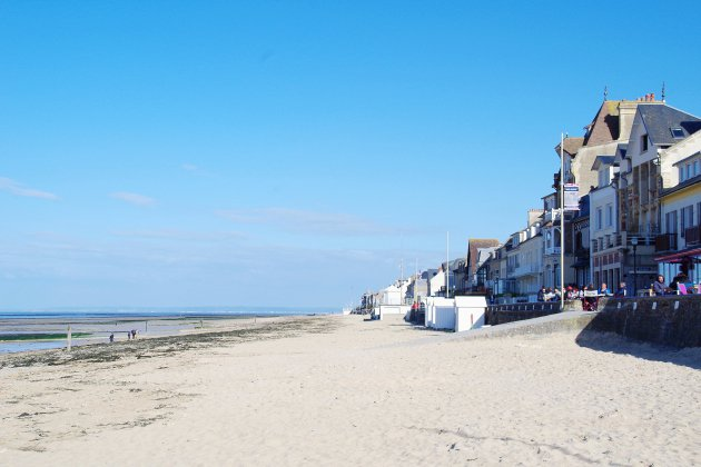 Cinq plages du Calvados interdites à la baignade
