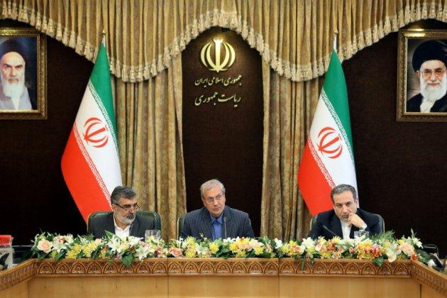 """Nucléaire: l'Iran menace de s'affranchir d'autres obligations """"dans 60 jours"""""""