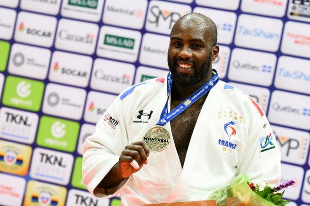 Judo: pas de Mondiaux pour Teddy Riner