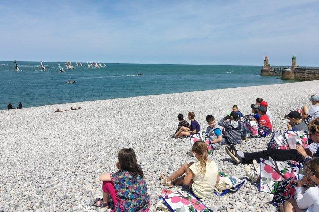 Tour Voile à Fécamp: festivités et soleil au rendez-vous