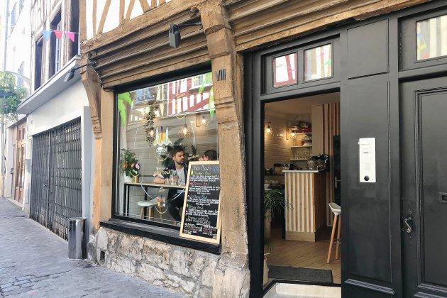 Bonne table à Rouen: Pokaii le petit dernier du quartier Saint-Maclou