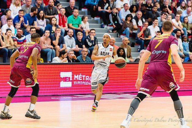 Basket: un meneur américain arrive à Caen