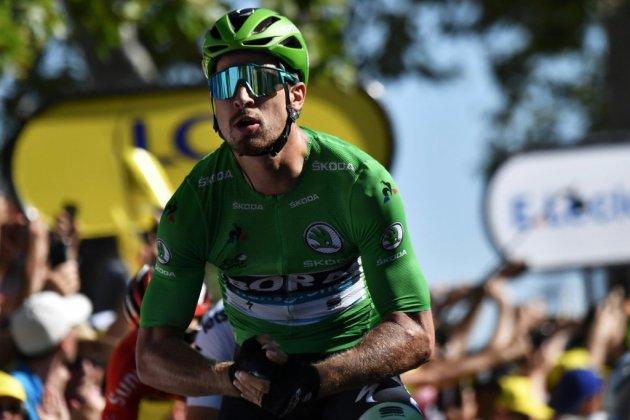 Peter Sagan remporte la 5e étape du Tour de France, Julian Alaphilippe reste en jaune