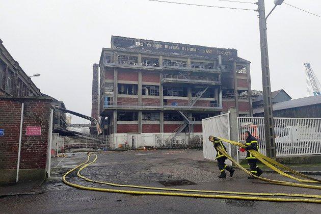 Dieppe: après l'explosion, une nouvelle usine sur le site de Saipol