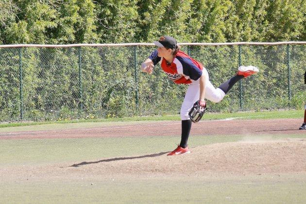 Camille Foucher sélectionnée en Équipe de France féminine de baseball