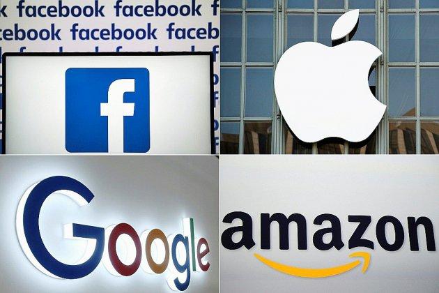 """Géants du numérique: une taxe """"à la française"""" en passe d'être définitivement adoptée"""
