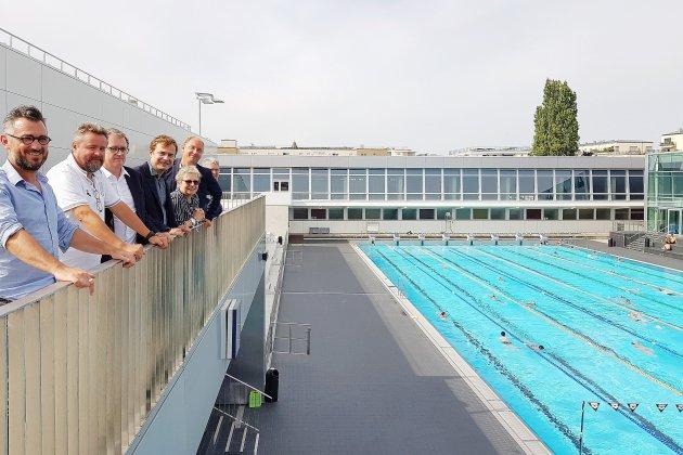 Championnats de France espoirs: Caen va accueillir 450 nageurs