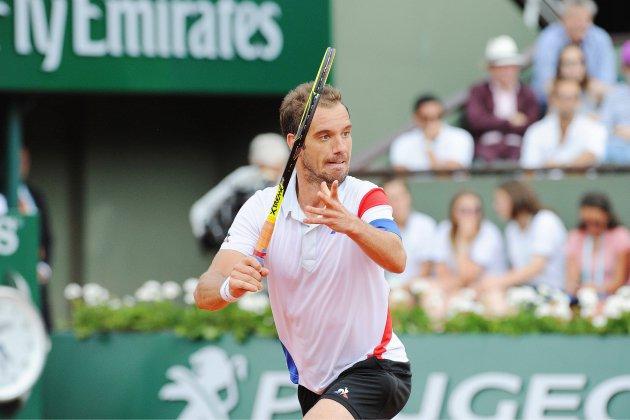 Tennis: Richard Gasquet annoncé à l'Open de Rouen