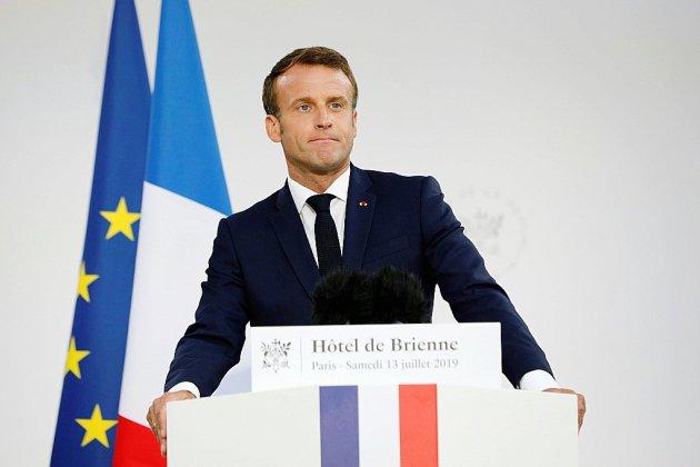 France: Macron annonce la création d'un commandement militaire de l'espace