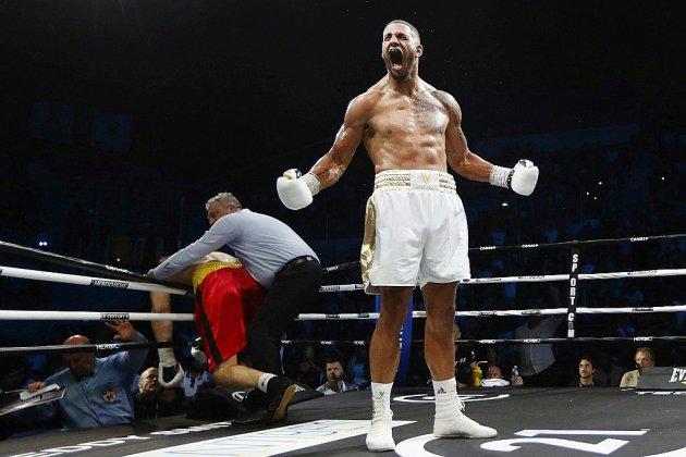 Boxe: Tony Yoka réussit son retour après un an de suspension