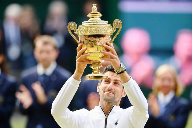 Wimbledon: Djokovic remporte son 16e Grand Chelem après une finale hors norme