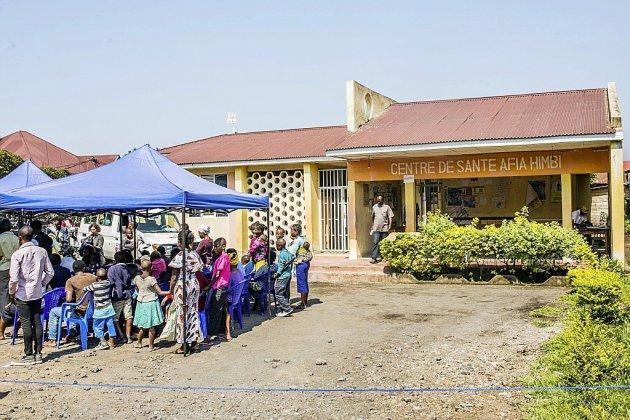 Ebola en RDC: le patient diagnostiqué à Goma est décédé