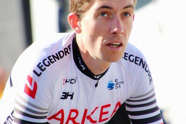 """""""Ce Tour est difficile"""" confie le cycliste manchois Anthony Delaplace"""