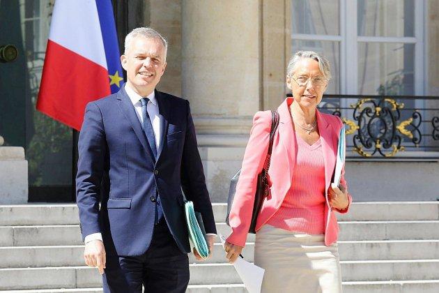Macron tourne la page Rugy avec son remplacement éclair par Borne