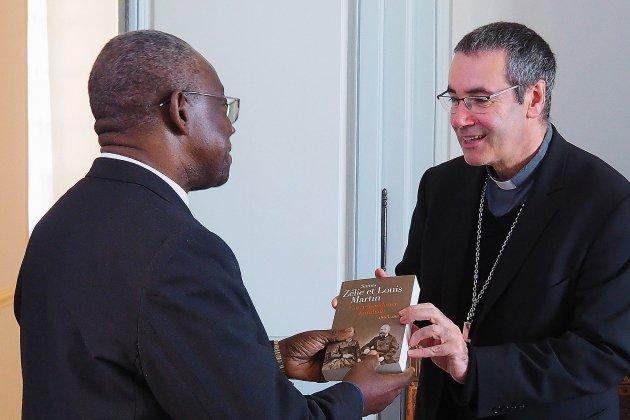 Jumelage de diocèses: de l'Orne à la République Démocratique du Congo